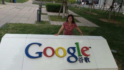 王海霞~谷歌易营宝外贸商学院金牌讲师;谷歌山东服务中心高级AE;谷歌GAP认证、从事海外营销8年、高级销售经理